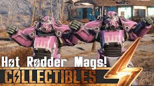 fallout 4 how to paint power armor in red pink and shark paint