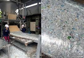 eco flooring by deesawat from the trash to building materials
