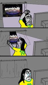 Meme Brazil - meanwhile poor people in brazil the next few weeks by bakoahmed