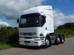 renault premium 420 dci 6 x 2 tractor unit