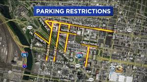 Parking Restrictions Los Angeles Map by Parkway Area Residents Unhappy About Holiday Parking Restrictions