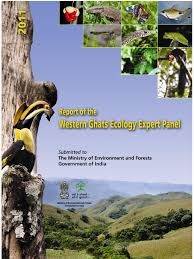 eastern and western ghats tropical mountains western ghats ecology expert panel wgeep