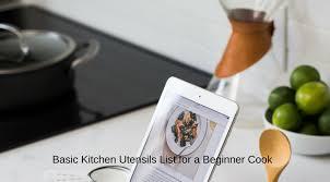 kitchen essentials archives kitchen utensils list