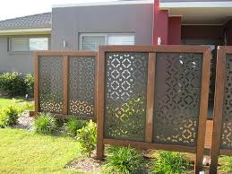 Exterior Shades For Patios Outdoor Privacy Screen Ideas Sunshine Divider Nice Pinterest