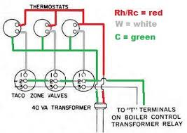 wiring a three wire zone thermostat doityourself com community