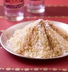 cuisiner couscous couscous sucré à la cannelle et à l eau de les meilleures