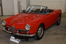 alfa romeo classic for sale file bonhams the paris sale 2012 alfa romeo giulia spider