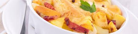 cuisine az tartiflette recettes de tartiflettes faciles rapides minceur pas cher sur