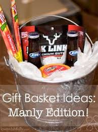 Mens Gift Baskets Gift Basket Idea 2 Beers Small Bottle Of Jack Daniels Take