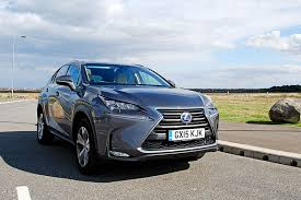 sporty lexus blue lexus nx300h hybrid 2016 long term test review by car magazine