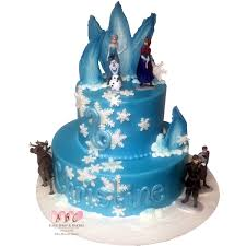 1647 2 tier frozen birthday cake abc cake shop u0026 bakery