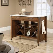 The Orleans Kitchen Island With Marble Top by Marble Kitchen Islands U0026 Carts You U0027ll Love Wayfair