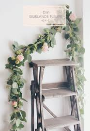 wedding arch garland 12 diy floral garland projects for your home pretty designs