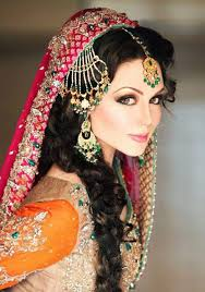 Bridal Pics Nabila Makeup Shoot For Models And Brides Saloni Health