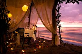 romantic dinner by the beach lombok sudamala resorts