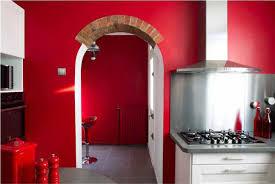 Peinture Aubergine Cuisine by Indogate Com Decoration Cuisine Et Salle De Bain