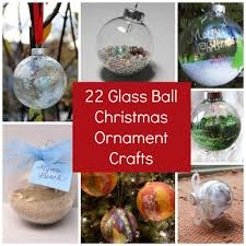 22 glass ball christmas ornament crafts crafts christmas