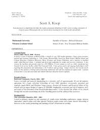 christian youth leader cover letter youth resume youth leader