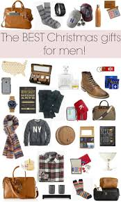 the best gifts for men holiday gift guide gingham and christmas