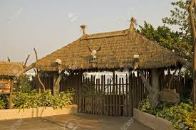 Mexican Thatch Roofing by Balinese Roof U0026 Puri A Section