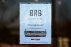 chipotle closing stores for crisis management fortune