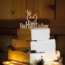 country wedding cake topper buy deer wedding cake topper country wedding cake topper