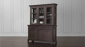 mission style dining room hutch and buffet