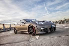 Porsche Panamera Modified - prior design prior600 widebody aerodynamic kit for porsche
