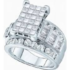princess cut wedding ring princess cut wedding ring 1ctw real white gold