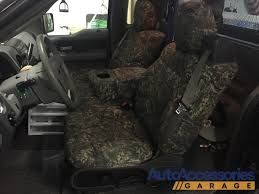 Camo Truck Accessories For Ford Ranger - caltrend camouflage seat covers cal trend camo seat covers