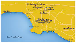 Santa Monica College Campus Map Location And Climate Csudh Ceie International Carson Ca