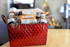 hillshire farms gift basket hickory farms gift basket shortbread fruit spread mustard 3