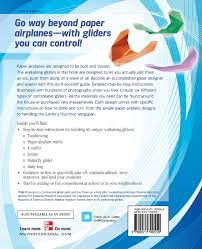 build and pilot your own walkalong gliders livros na amazon