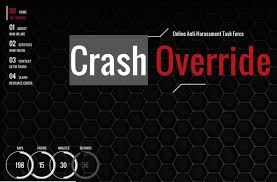 crash override offers relief from harassment in the gaming world