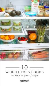 healthy foods you should have in your fridge popsugar fitness