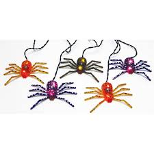 amazon com halloween spider light set multi colored home u0026 kitchen