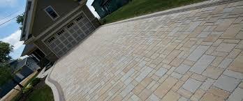 Round Patio Stones by H2o Pro Pavers