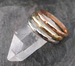 custom wedding rings custom wedding band 14k gold white yellow or gold textured