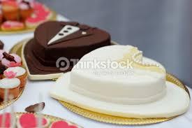 Bride Cake Bride And Groom Cakes Stock Photo Thinkstock