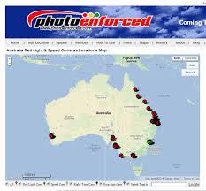 traffic light camera locations australia red light speed camera locations
