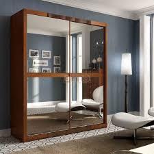 armoire chambre portes coulissantes armoire penderie dressing placards merisier massif meubles elmo fr