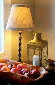 Lamp Shades Diy Burlap Covered Lamp Shade Tutorial The Cottage Mama