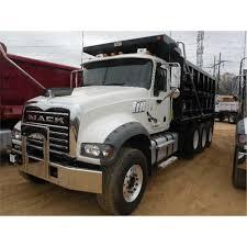 mack dump truck 2011 mack cv713 tri axle dump truck