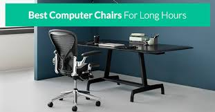 The Best Computer Desk Best Computer Chairs For Hours April 2018 Update