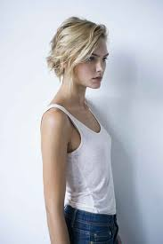 short haircut for thin face 25 best short haircuts for oval faces short hairstyles 2017