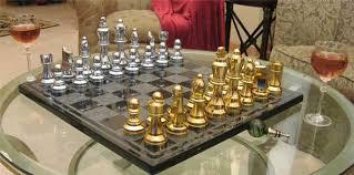 luxury chess set chess sets