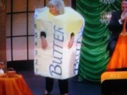 Paula Deen Butter Meme - paula deen wearing a butter costume cooking