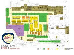 shopping mall floor plan design floor plan sutera mall shopping mall in johor bahru malaysia