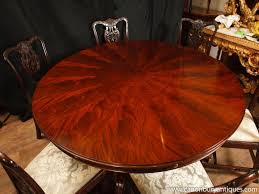 expandable round table regency designs amazing expandable round