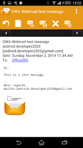 owa webmail android apps on google play